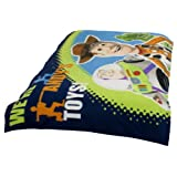 Character World Toy Story 3 Space Fleece Blanket (discontinued by manufacturer)by Disney