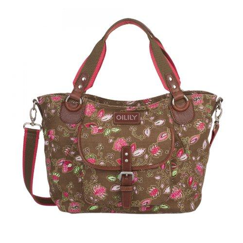 Oilily Dunga Damenhandtasche Handbag 9502 coffee