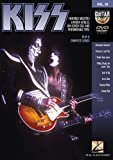Kiss - Guitar Play-Along DVD Volume 34 - DVD TAB