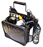 Glamtech Go Bag Black Baroque