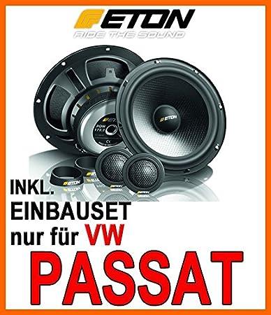 VW passat 3C &cC-haut-parleur avant-eton pOW 172.2 compression 16 cm avec 2 voies