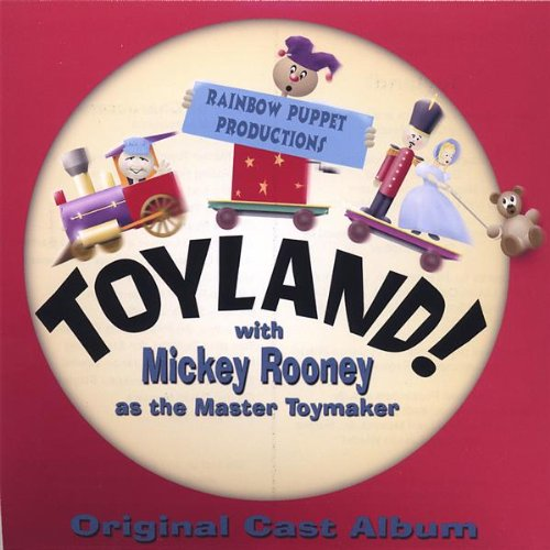 Sale alerts for  Toyland! With Mickey Rooney - Covvet