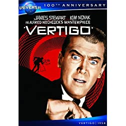 Vertigo [DVD + Digital Copy] (Universal's 100th Anniversary)