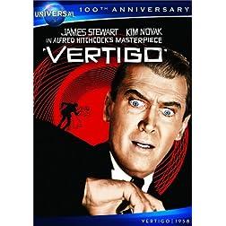 Vertigo [DVD + Digital Copy] (Universal's 100th Anniversary)