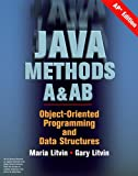 img - for By Maria Litvin - Java Methods A&AB: Object-Oriented Programming and Data Structures, AP Edition: 1st (first) Edition book / textbook / text book