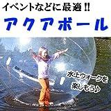 [Present-web] イベントに最適!! 水の上を歩ける アクアボール ◇ PWF0163