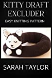 Kitty Draft Excluder - Easy Knitting Pattern