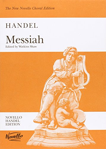 G.F. Handel: Messiah (Watkins Shaw) - Paperback Edition Vocal Score: Choral Edition