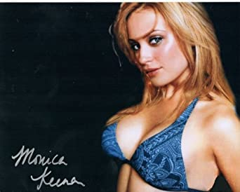 "Reprint Monica Keena ""Entourage"" #2 Signed 5X7 Photo at Amazon's"