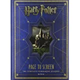 Harry Potter: Page to Screenby Bob McCabe