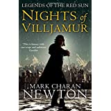 Nights of Villjamur: Legends of the Red Sun: Book Oneby Mark Charan Newton