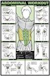 "Abdominal Workout 24"" X 36"" Laminated…"