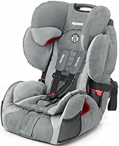 RECARO Performance SPORT Combination Harness to Booster Car Seat - Misty