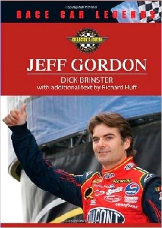 Jeff Gordon (Race Car Legends: Collector's Edition)