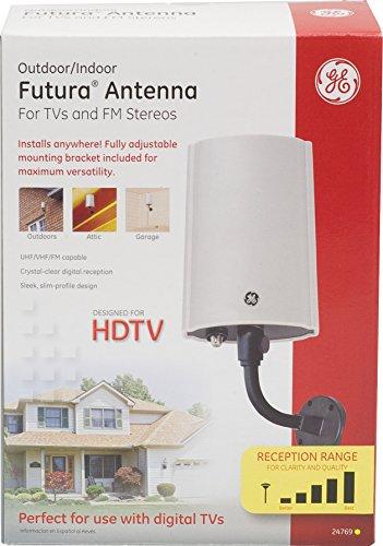 ge amplified indoor antenna instructions
