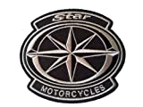 Yamaha Star Motorcycles Road Star Roadliner Royal V Star Warrior Raider Stryker Dragstar VS XVS XXL iron on patch