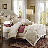 Hampton Hill Candlelight Comforter Set, King, Multicolor