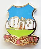 Chirk Castle Wales Pin Badge Welsh With Butterfly Clasp (1038)