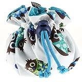 louka funda para chupete bebé, niño y niña-Chupete Caja con clip para almacenar el chupete