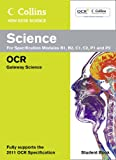 Collins New GCSE Science - Science Student Book: OCR Gateway
