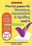 Acquista Grammar, Punctuation and Spelling Test Level 6