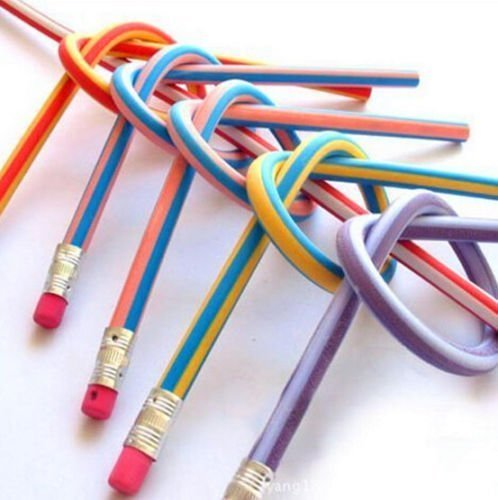 30pcs-soft-flexible-bendy-pencils-magic-bend-kids-children-school-fun-equipment-by-ahg
