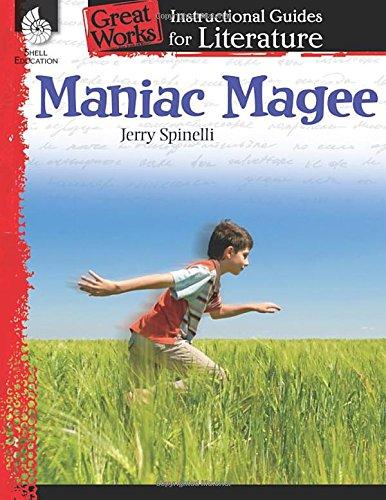 Maniac Magee Novel Study | Maniac magee novel study, Maniac magee ... | 500x386