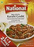 National Spice Mix for Karachi Gosht, 3.5 Ounce (Pack of 12)
