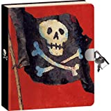 Pirate Lock & Key Diary