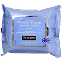 4-Pack Neutrogena Makeup Remover 25-Count Cleansing Towelette + $10 Gift Card