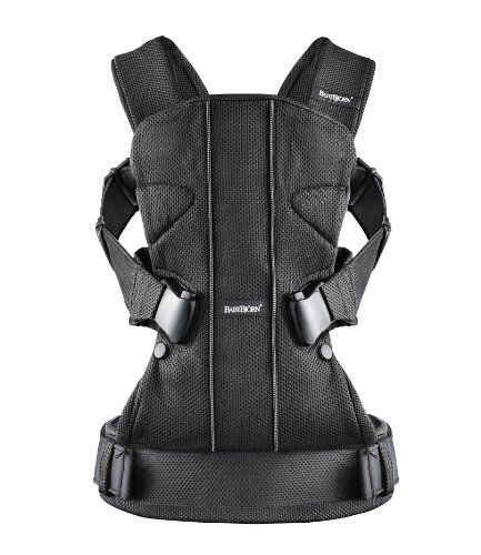Japan Rolex warranty Magzine Baby Bjorn baby carrier One mesh black 091025