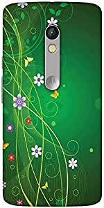 Snoogg Minimal Pretty Design Designer Protective Back Case Cover For Motorola...