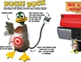 Hitch Critters Duck Animated Ball Hitch Cover and Brake Light