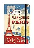 Cavallini Papers & Co AG2016/PAR 2016 Paris Weekly Planner