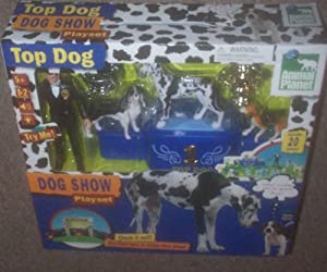 Animal Planet Dog Show Playset