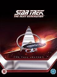 Star Trek The Next Generation: The Full Journey [DVD]