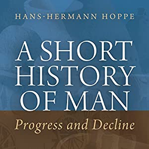 A Short History of Man Audiobook