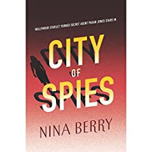City of Spies Audiobook by Nina Berry Narrated by Elizabeth Evans
