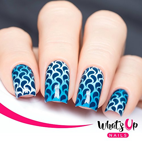 whats-up-nails-droplets-nail-stencils-stickers-vinyls-for-nail-art-design-2-sheets-24-stencils-total