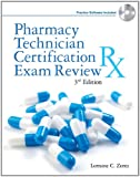 img - for Pharmacy Technician Certification Exam Review (Delmar's Pharmacy Technician Certification Exam Review) book / textbook / text book