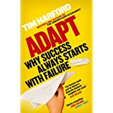 Adapt: Why Success Always Starts with Failureby Tim Harford