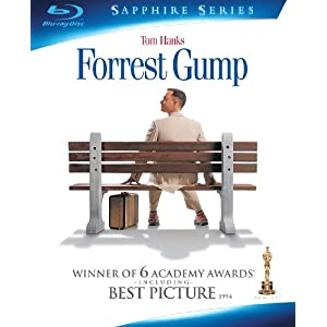 Forrest Gump Sapphire Series on Blu-ray $16.99