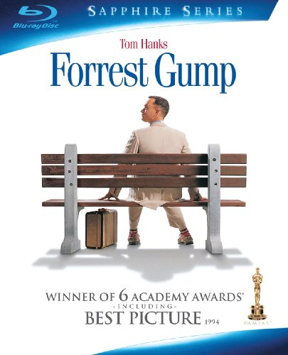 Cover art for  Forrest Gump (Sapphire Series) [Blu-ray]
