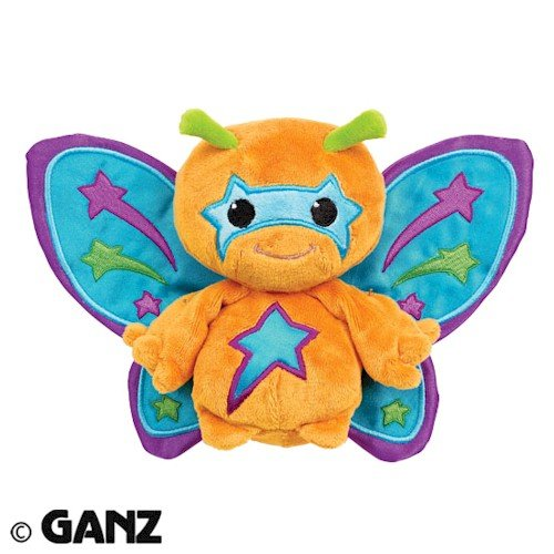 Webkinz Zumbuddy - Zehe the Orange Bratty Zum - Series 4 - 1
