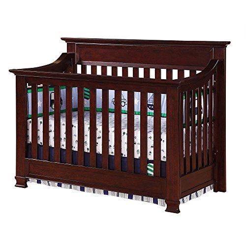 Baby Cache Covington Lifetime Crib - Cherry - 1