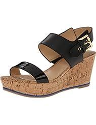 Tommy Hilfiger Women S Maite Black Black Sandal