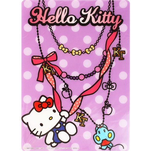 [Hello Kitty] underlay necklace ☆ Tromp and reuil series