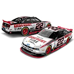 Buy Action Racing Collectables 2013 #22 Brad Keselowski Discount Tire Nationwide Series Kids Hardtop 1 64 Diecast Lnc by Action
