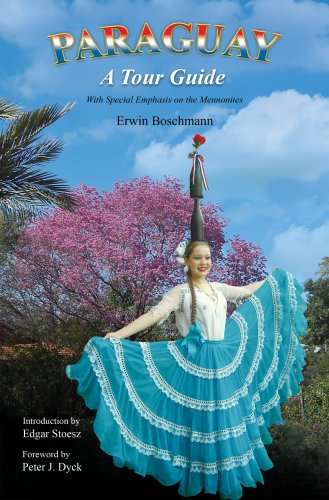 Book: Paraguay - A Tour Guide by Erwin Boschmann