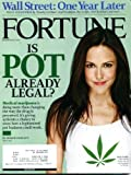 img - for Fortune September 28 2009 Mary Louise Parker/Weeds on Cover, Is Pot Already Legal? Wall Street: One Year Later, Indra Nooyi, Swine Flu, 100 Best Companies to Work For, Wine Buying for Vultures book / textbook / text book